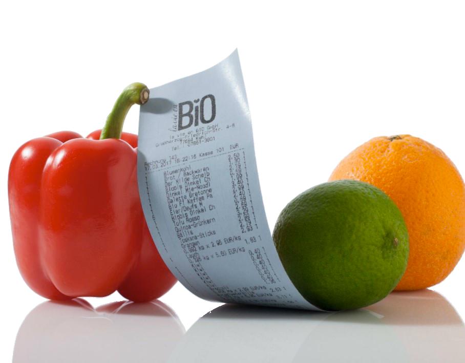 ecobobines rouleau bleu papier thermique écologique contact alimentaire